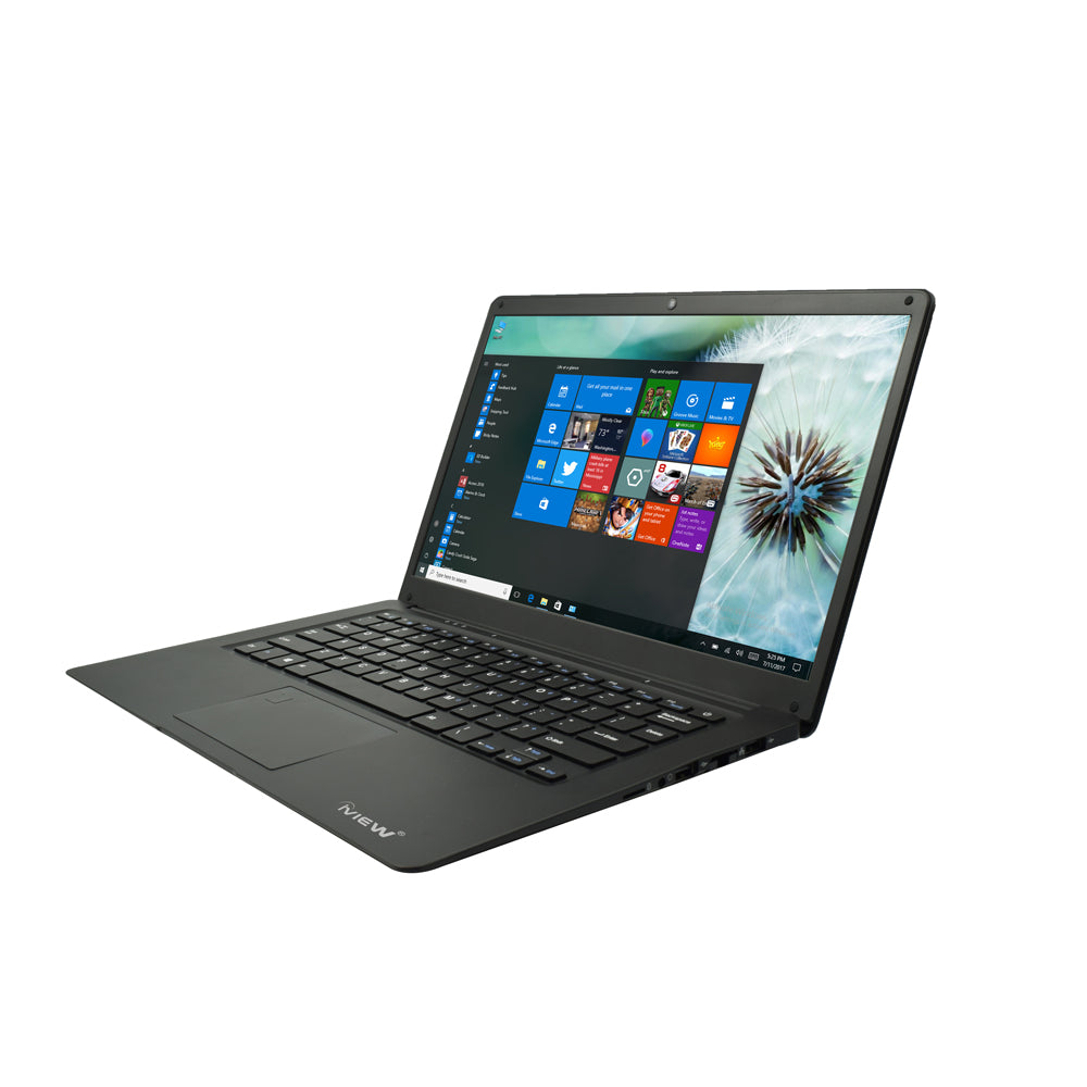 1400NB black Intel Windows 10 laptop