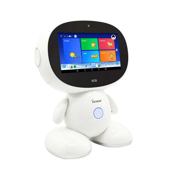 Iview Little Newton Android kids tablet smart learning robot