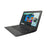 1100NB black Windows laptop side view