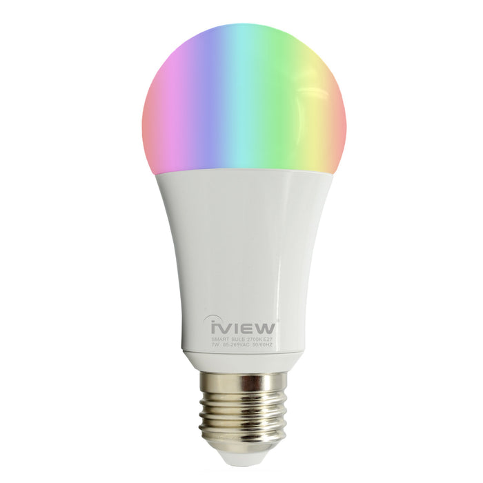 Iview ISB600 smart multicolor light bulb