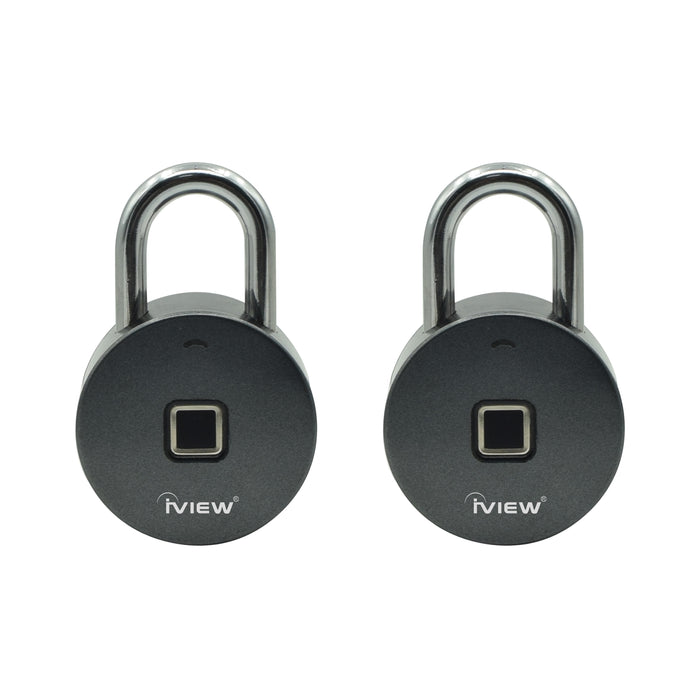 FL200 - Durable Fingerprint Padlock with up to 10 Fingerprint Storage