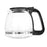 CM100 Smart Coffee Maker clear coffee pot