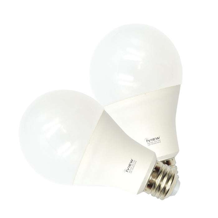 Iview ISB1000 smart dimmable light bulb dual pack