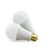 Iview ISB800 smart multicolor dimmable Wi-Fi dual pack light bulb