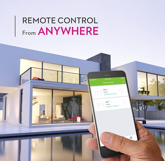 Remote control Iview ISC100 smart Wi-Fi socket