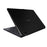 Iview black Maximus 2-in-1 convertible Windows laptop back angle