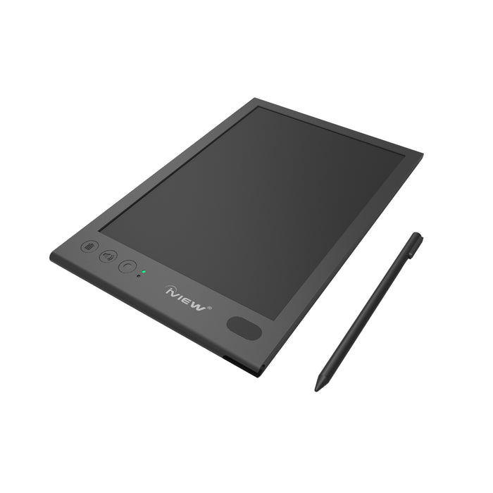 "MP850 Memo Pad 8.5"" LCD writing tablet with built-in magnet and voice memo"