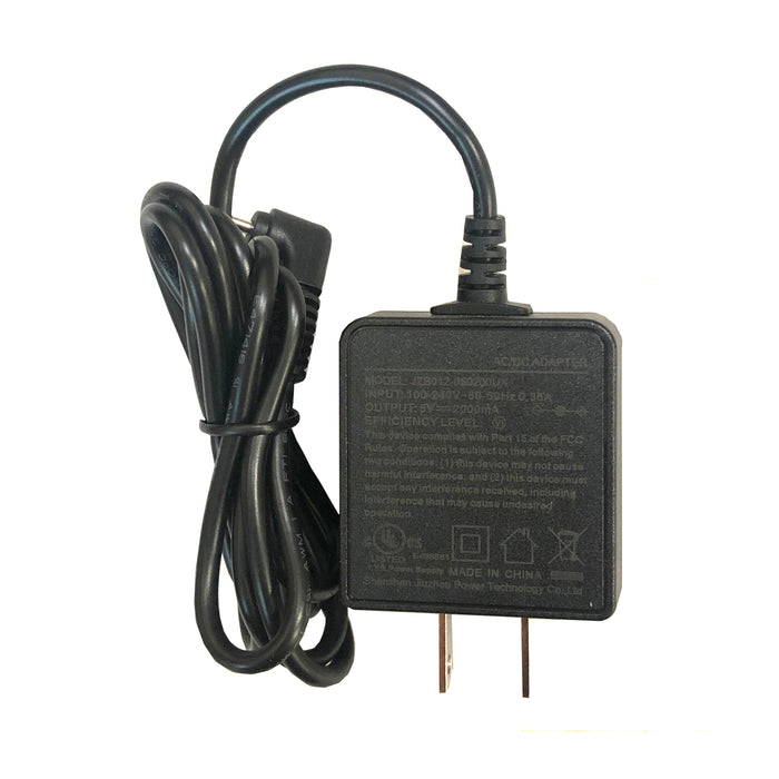 Magnus III Charger - 5V / 2000mA, UL Certified Replacement AC/DC Adapter