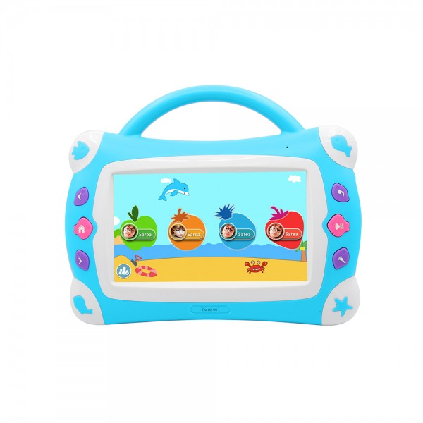 Iview 711TPC Kids Sing Pad sky blue Android kids tablet