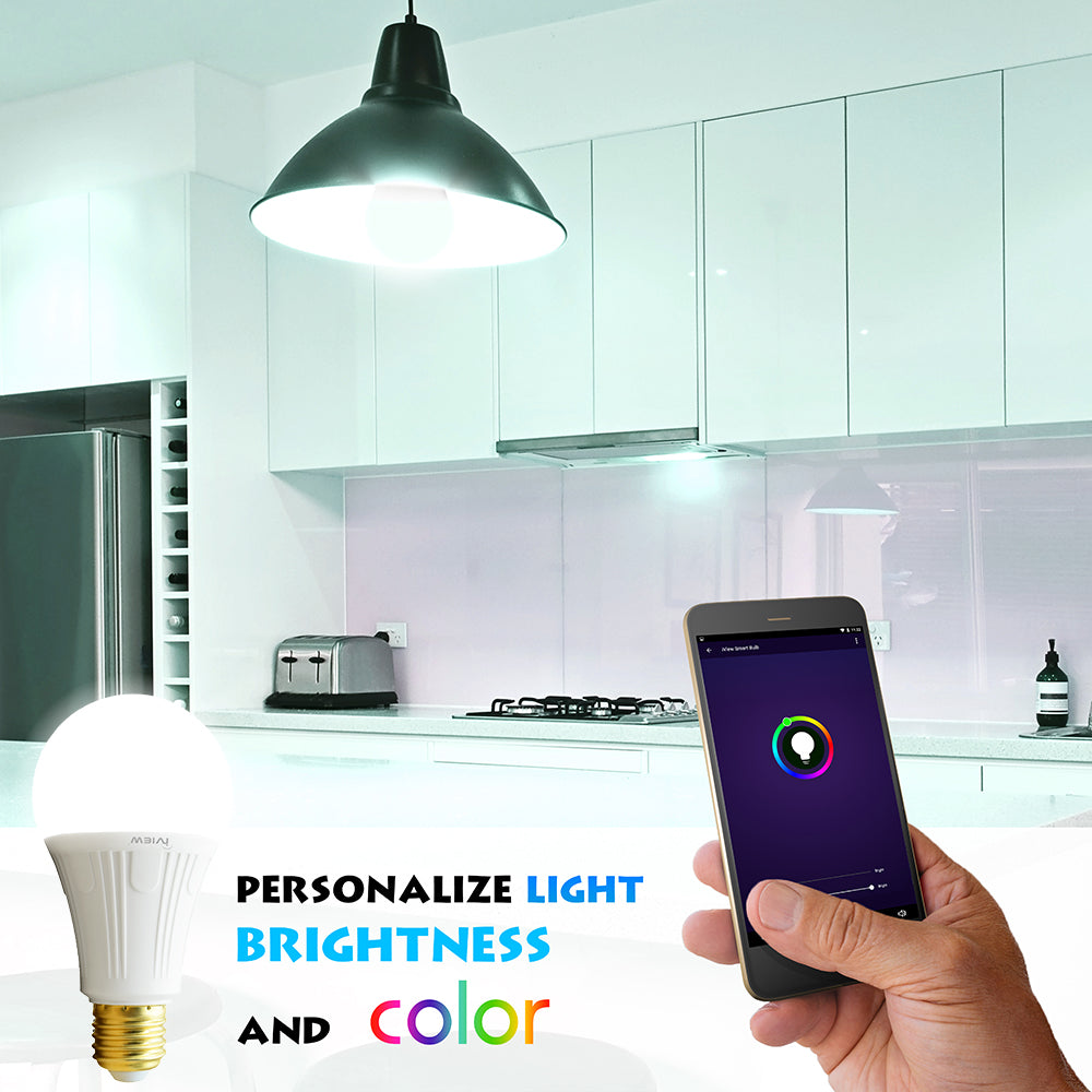 Personalize light brightness and color
