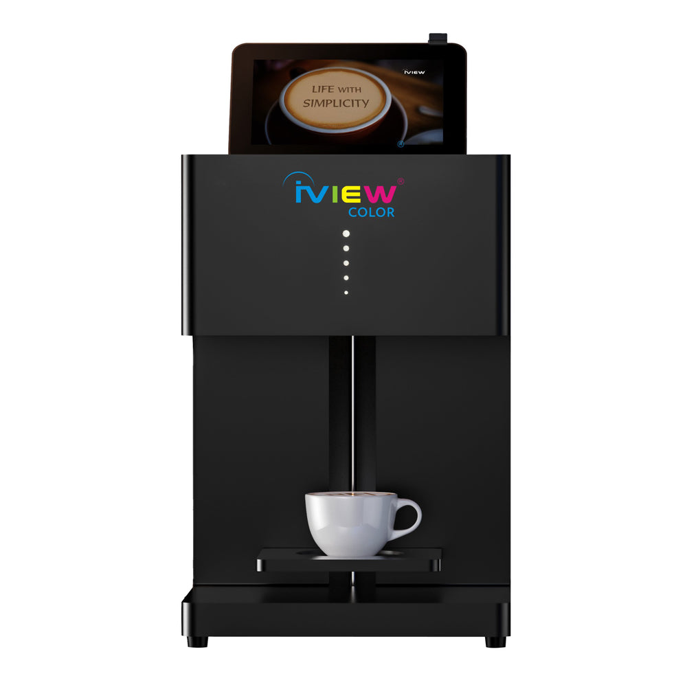 Picasso Color - Smart Art Industrial Food-Grade Printer for Drinks and Desserts