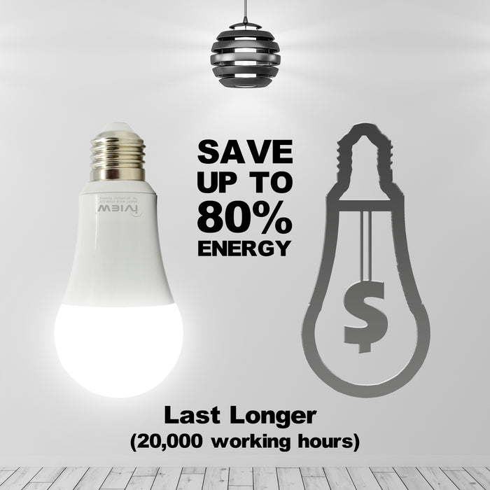 Save up to 80% energy, lasts longer 20,000 working hours
