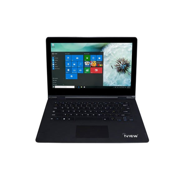 "Iview Ultima 13.3"" 2-in-1 Windows touch screen convertible laptop"
