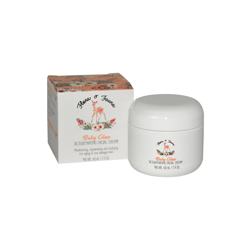 Baby Glow Rejuvenating Facial Cream