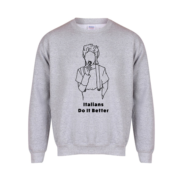 sweater-italiansdoitbetter-grey-black.jp
