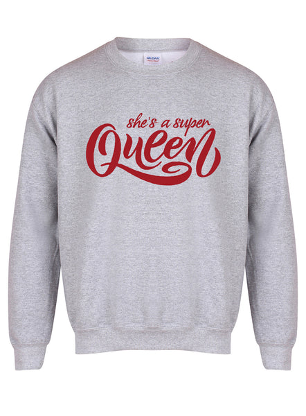 sweater-shesasuperqueen-grey-red.jpg