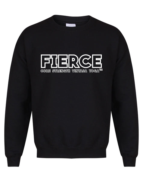sweater-FIERCECoreStrength-black-white.j