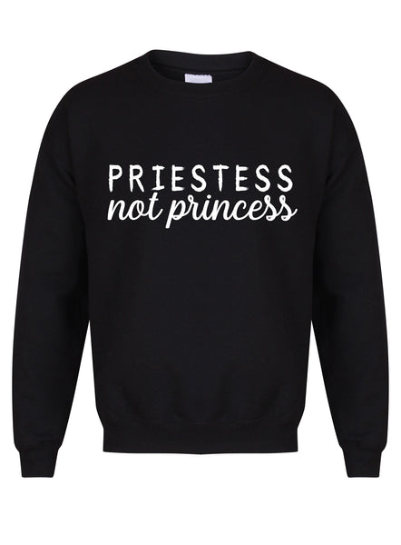 sweater-priestessnotprincess-black-white
