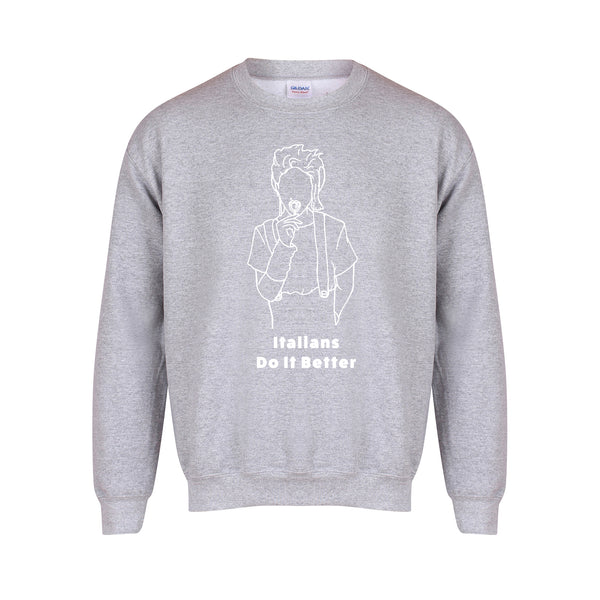 sweater-italiansdoitbetter-grey-white.jp