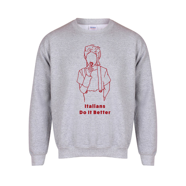 sweater-italiansdoitbetter-grey-red.jpg