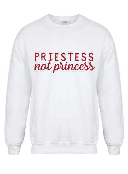 sweater-priestessnotprincess-white-red.j
