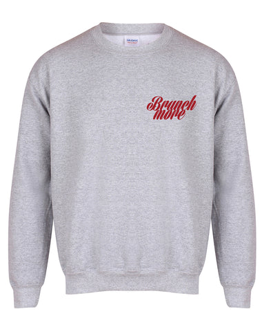 Brunch More - Unisex Fit Sweater-All Products-Kelham Print