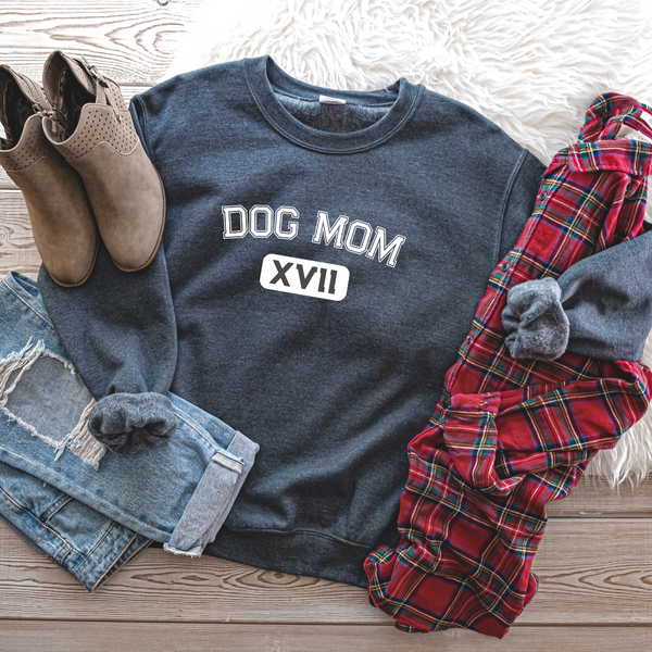 Dog Mom XVII Sweatshirt
