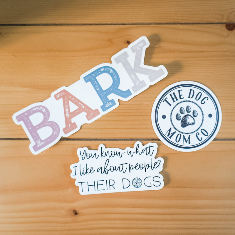 BARK Sticker