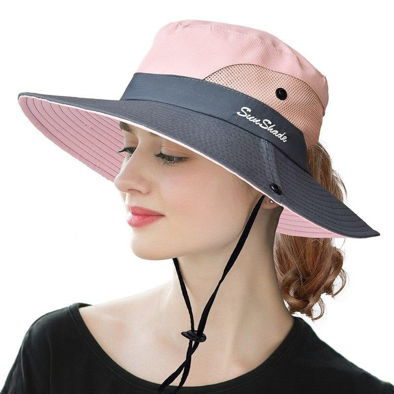 Foldable UV Protection Sun Hat