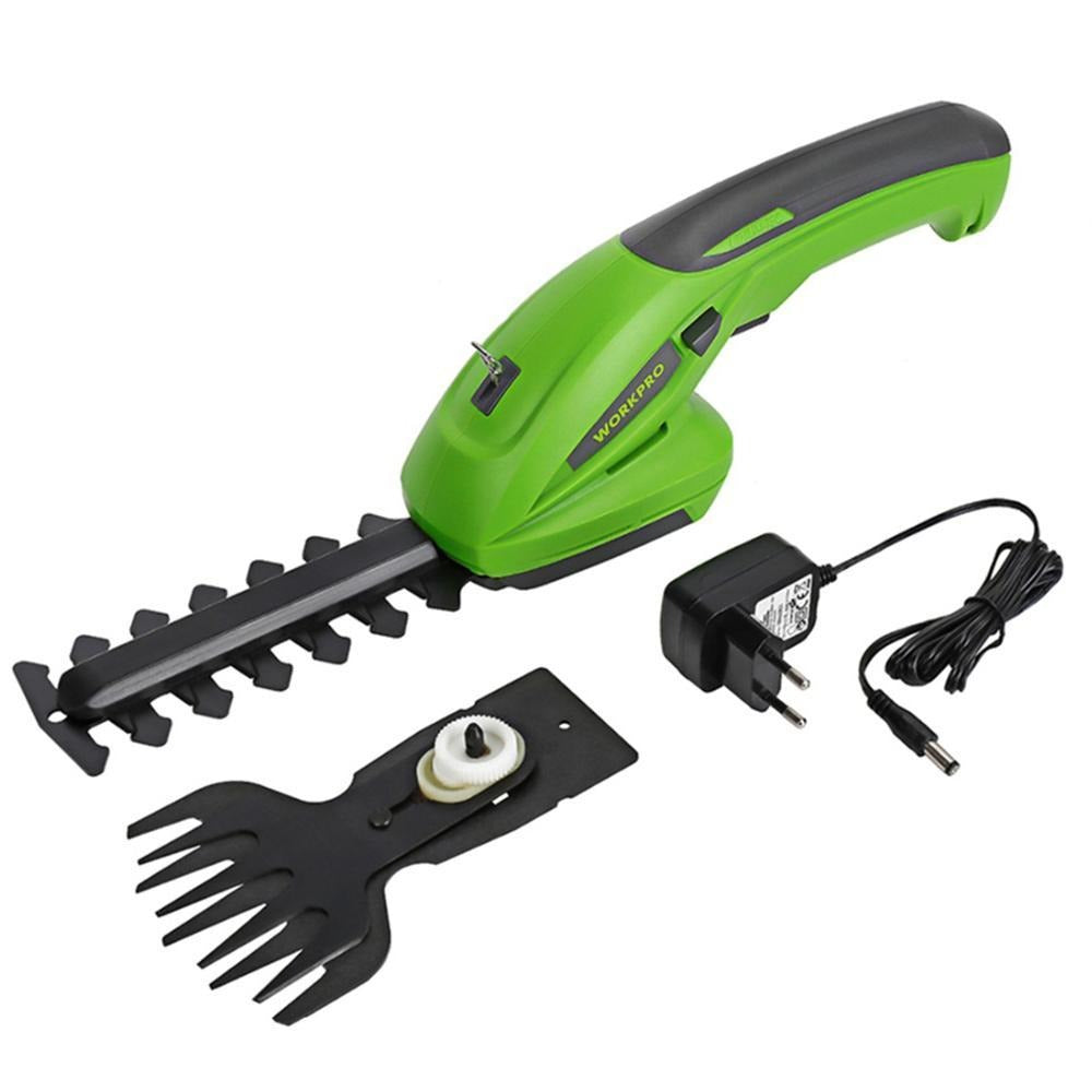 Cordless Hedge Trimmer Handheld Grass Shears