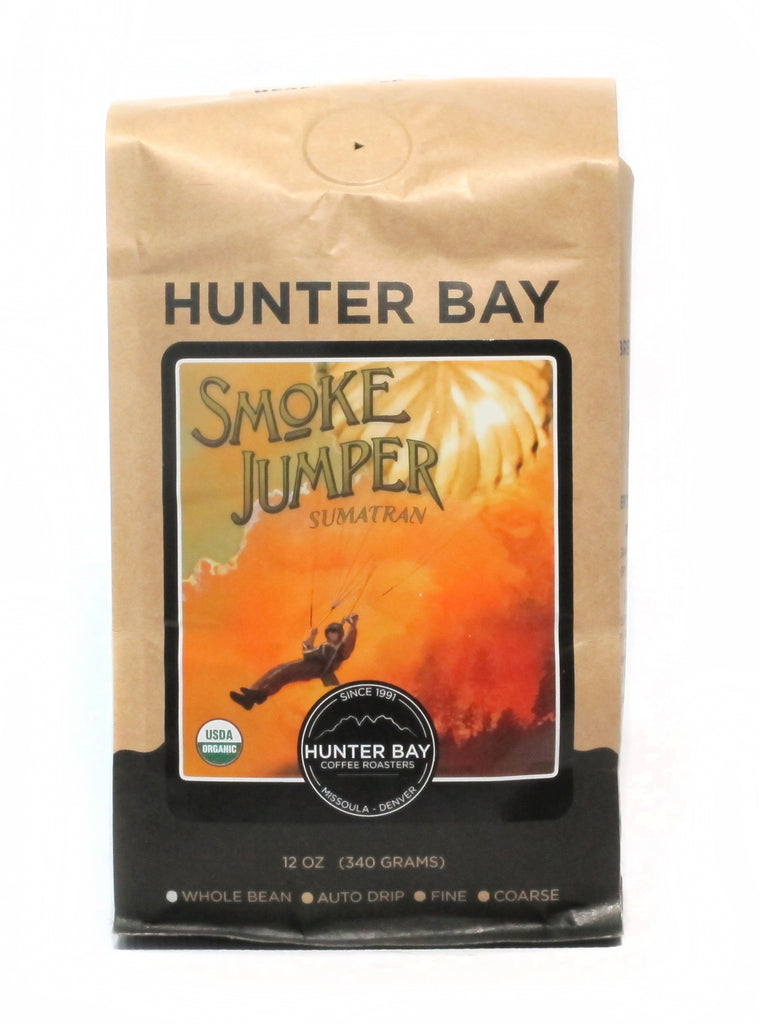 Smoke Jumper -ORGANIC