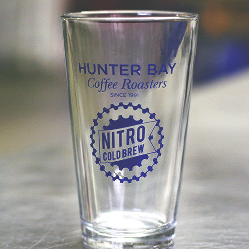 Nitro Cold Brew Pint Glass