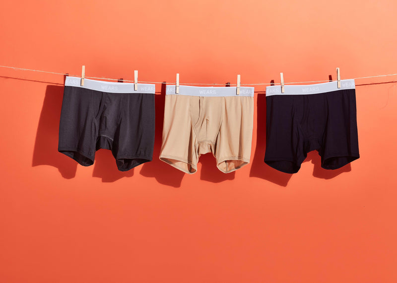 Boxer Briefs Mixed 3 Pack