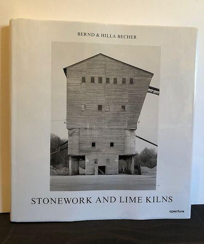 BECHER, Bernd & Hilla | STONEWORK AND LIME KILNS