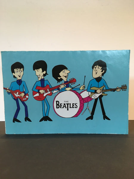 THE BEATLES | BEATLES 1965 UK TOUR PROGRAMME