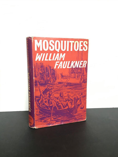FAULKNER, William | MOSQUITOES