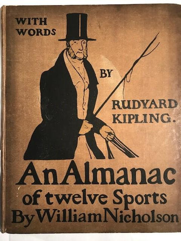 NICHOLSON, William (1872-1949) & KIPLING, Rudyard (words by)