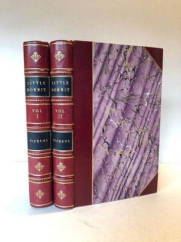 First edition in book form in attractive later full calf DICKENS, Charles (1812-1870)