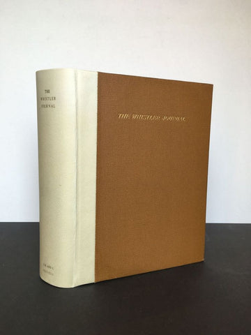 PENNELL, Elizabeth Robins & Joseph | THE WHISTLER JOURNAL (SIGNED EDITION)