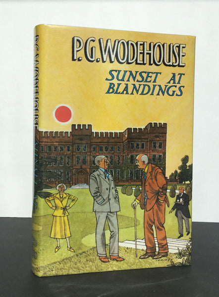 WODEHOUSE, P.G. (Pelham Grenville) 1881-1975 | SUNSET AT BLANDINGS