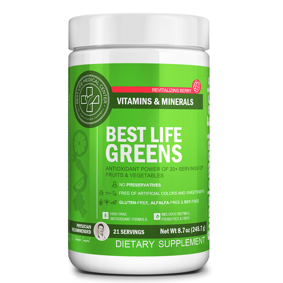 Best Life Greens