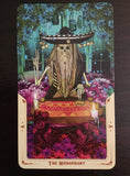 6Witch3 Santa Muerte Tarot Deck - The Hierophant card