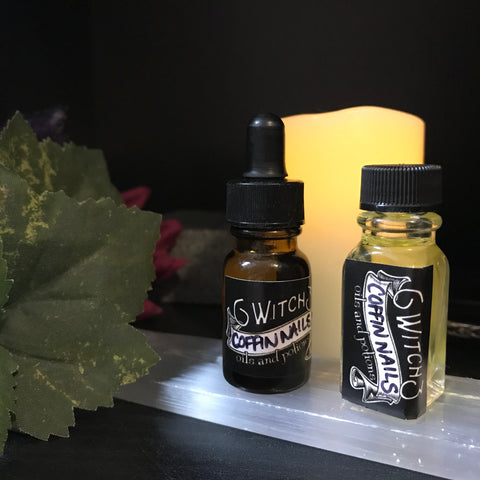 Coffin Nails - Nourishing nail & cuticle oil