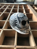 Handmade Clay Mini Skull