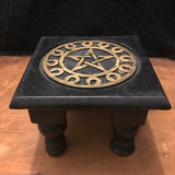 Pentagram Altar Table
