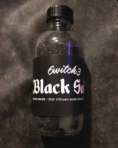 6Witch3 Black Salt