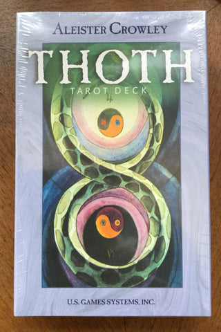 Thoth Tarot Deck, Crowley/Harris