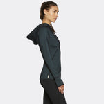Bonbon Body Fitted Lightweight Hoodie Women