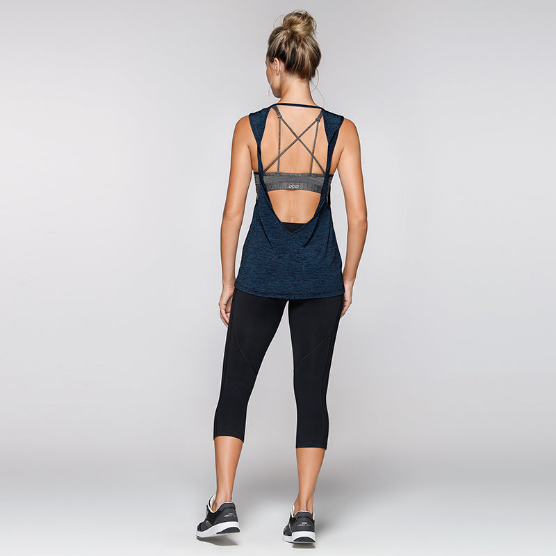 Charlie Workout Tank Top for Women
