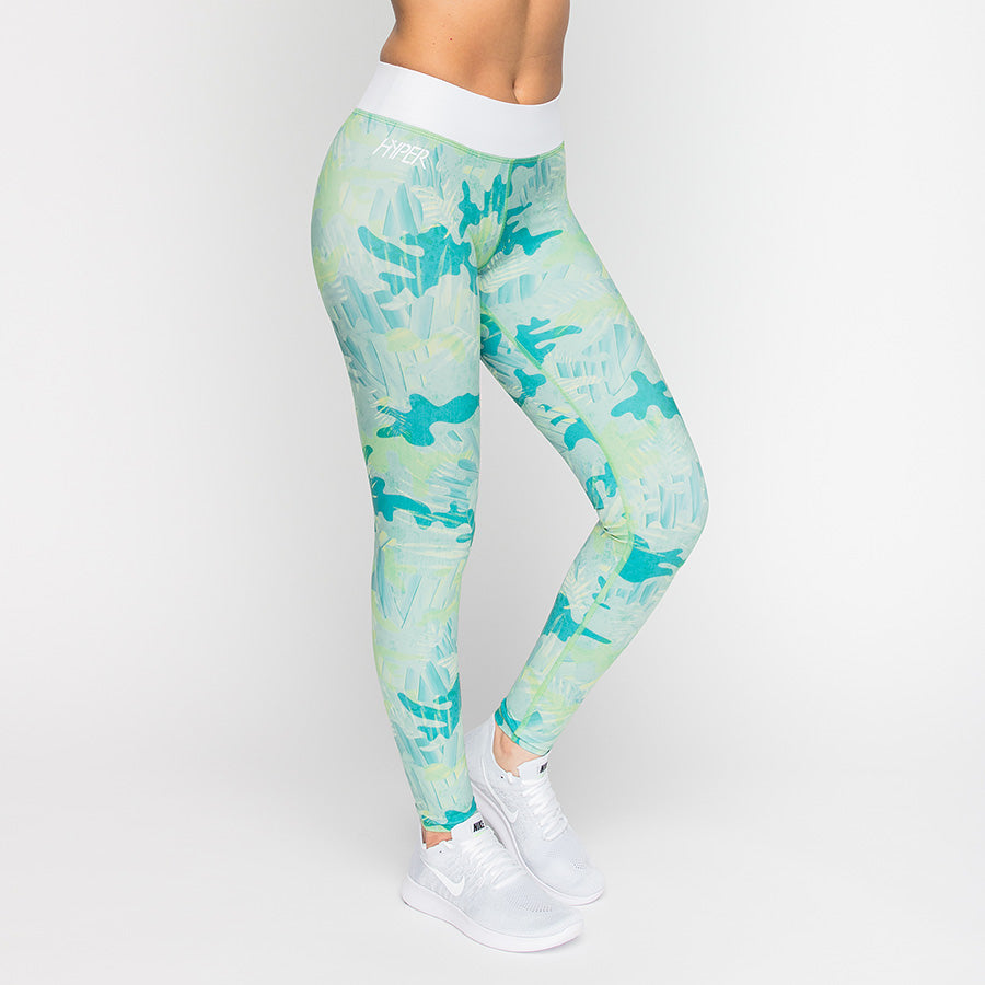Cheeco Floral Workout Leggings
